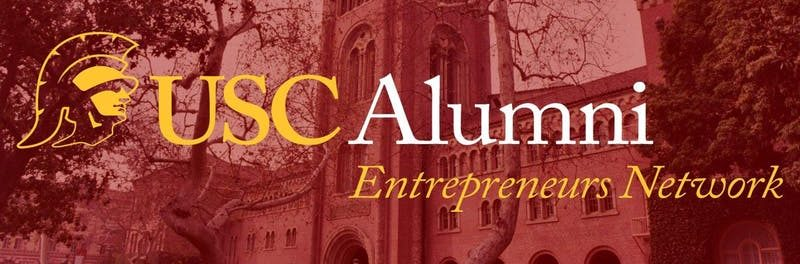 USC Alumni Entrepreneurs Network May Mixer